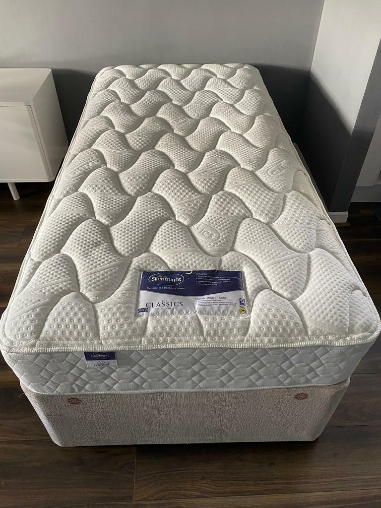 Picture of: Single Divan Bed In Cambuslang Glasgow Gumtree