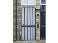Metal gates and security grills