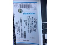 I'm selling a weekend ticket for Electric Picnic, on in Stradbally Co. Laois from 01-Sept-03-Sept
