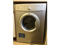 Tumble dryer Indesit 7kg vented (Silver)