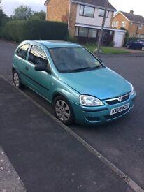 Vauxhall Corsa for Sale... Bargain.
