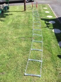 Res -Q Rescue fire escape ladder BNIB 15ft