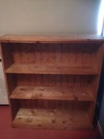 Lovely Solid Wood Bookcase
