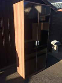 Double Wardrobe ( Can Deliver )