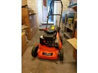 149cc sovereign petrol lawnmower