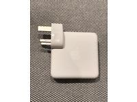 APPLE MACBOOK 61w CHARGER -BRAND NEW