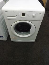 beko washing machine 8 kg, tested and with 3 month warranty