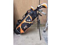 Tora EZ jr 8 Piece Children's Golf Clubs Set