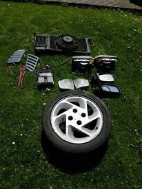 Ford escort RS parts