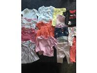 Girls 0-3months Clothes over 30 items like new