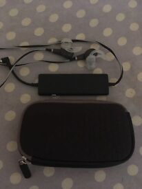 BOSE QC20i QuietComfort in-ear noise cancelling earphones