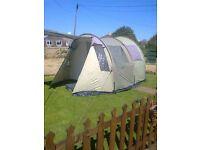 caravan/campervan awning/tent