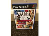 GTA Liberty City Stories for ps2