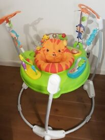 Fisher Price Jumperoo RRP £80