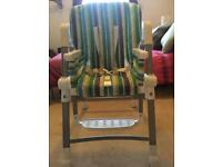 Adjustable high chair - FREE