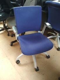 Used off chairs and more office furniture from clearance