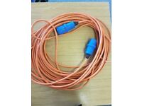 Caravan / Camping / Motorhome Hook Up Cable For Sale