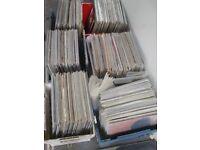 500 VINYL RECORDS GRADED STOCK ALL GOOD. POP ROCK FOLK