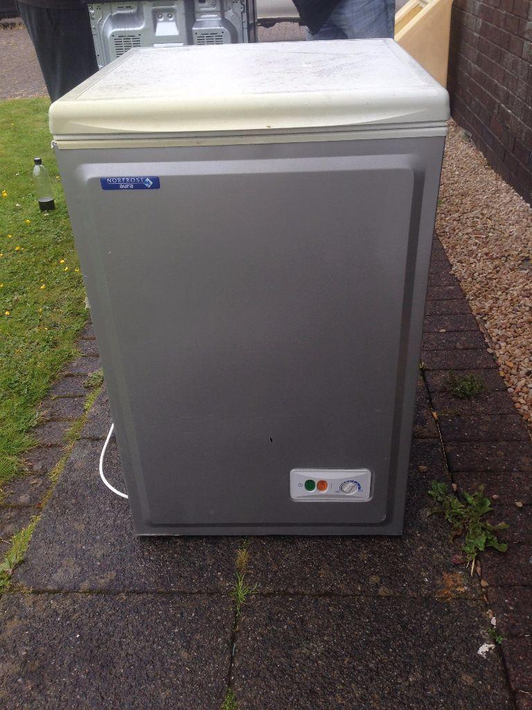 Chest Freezer For Sale In Stevenston North Ayrshire