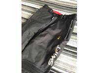 Swift motorbike trousers