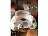 Mamas and papas baby seat/positioner