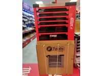 IF German Tool Box Loaded With Quality Tools