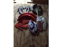 Honda crf 250 fairings