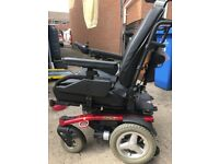 Nearly new electric wheelchair