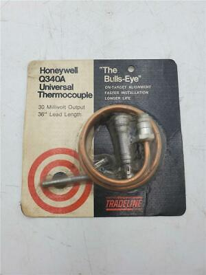 Honeywell Q340a Universal Thermocouple 36