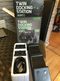 Xbox one dual charge station