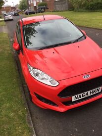 Ford Fiesta 64 plate Zetec S for sale