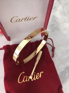 Cartier Love Bracelet Jewelry and More Other Styles Original Package