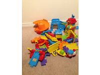 VTech Toot Toot Train Station - excellent condition