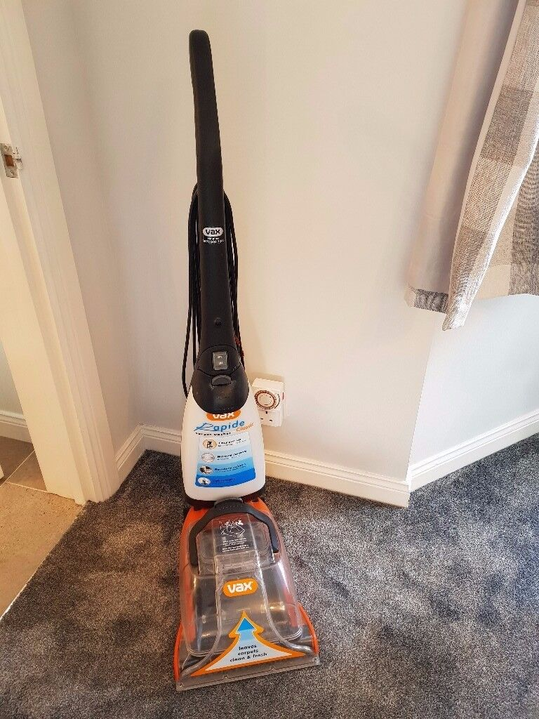 Vax Rapide Classic Carpet Washer In Newcastle Tyne And