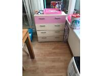 Kids drawers collection Chester Le street £10 ono