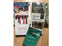 Bundle of Sociology Books