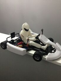 Turnigy brushless go kart