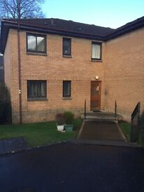 1 Bed Modern Flat For Rent just off Neilston Road, Paisley
