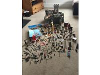 Huge Playmobil bundle - Knights Castle, 29 people, cannons, horses & so much more