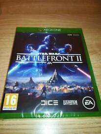 Battlefront 2 xbox one game new sealed