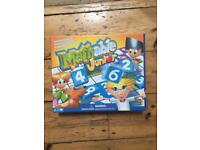 Two children's games, Hedbanz & Mathable Junior