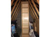 Ikea Billy Bookcase / Shelving Unit - Birch Veneer