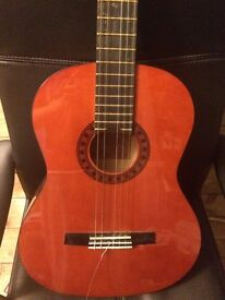 Cheap Classical Guitar with Case