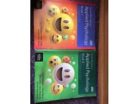 Applied psychology Pearson book 1 and 2