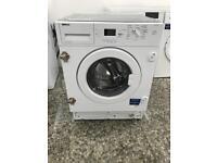 Beko washing machine 7kg 1600rpm Full Working very nice 3 month warranty free delivery installation