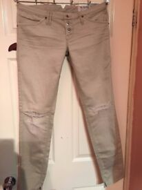 A-CYCLE JEANS was £130 only £9!!! W 82 cm L 98cm