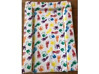 Baby changing and play mat - perfect