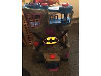 Bat man toys