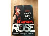 Karen Rose book - Every Dark Corner