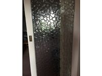 Pair of interior doors